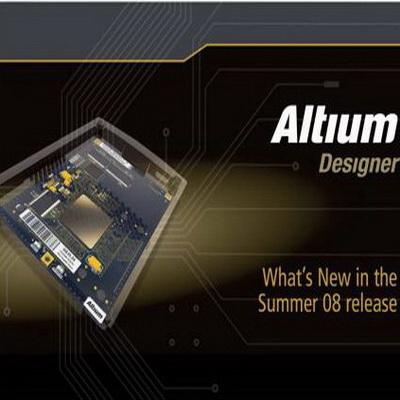 Altium Designer 6.9【AD 6.9】中文破解版