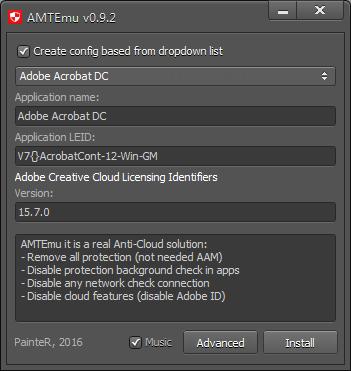 Adobe Photoshop CC2017破解补丁【PS CC2017注册机】序列号生成器