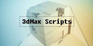 3DsMax脚本合集80组Max Scripts v1.06 For Max 9-2018