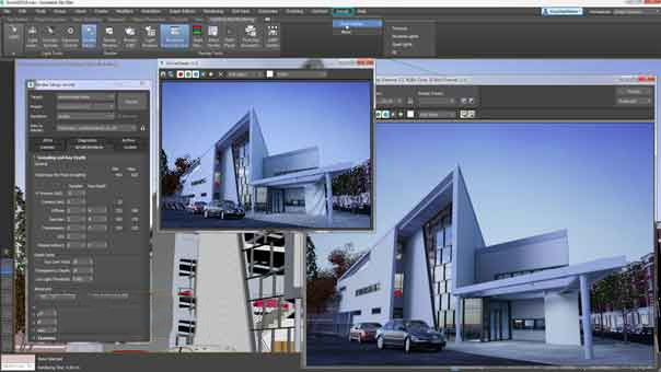 3Ds Max渲染器:Arnold v3.0.77 For 2018 – 2020 Win