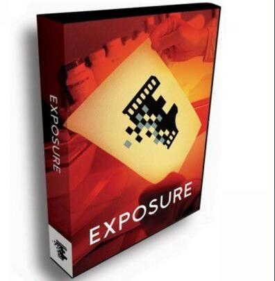 Alien Skin Exposure X3【Exposure 3破解版】胶片滤镜模拟软件