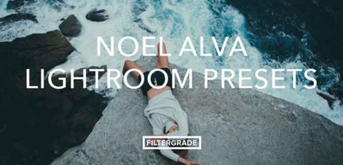 Lightroom旅行探险类调色预设FilterGrade Noel Alva Lightroom Presets