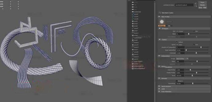 Maya模型创建插件:Wire v0.3