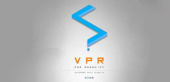 Maya渲染器Redshift插件:SLiB VPR 2.21