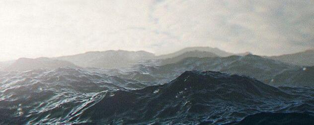 C4D海洋插件:HOT4D