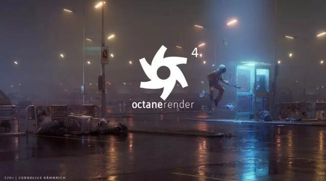 C4DOC渲染器:Octance Renderer 3.07