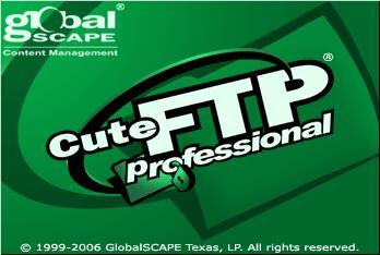 CuteFTP Pro9.0.5官方中文版【CuteFTP9.0.5绿色版】绿色破解版