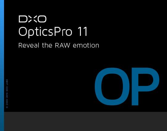 DxO Optics Pro 11汉化破解版【DxO Optics】中文破解版