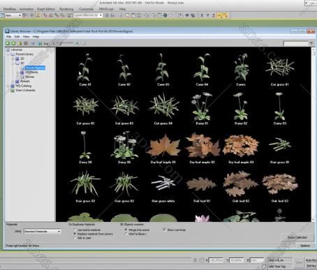 3DsMax树木森林插件:Forest Pack Pro v6.1.2 For 2013-2020.png