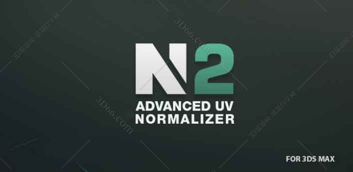3DMax规范贴图插件Adv UV Normalizer v2.4.2 For 2010-2020.png