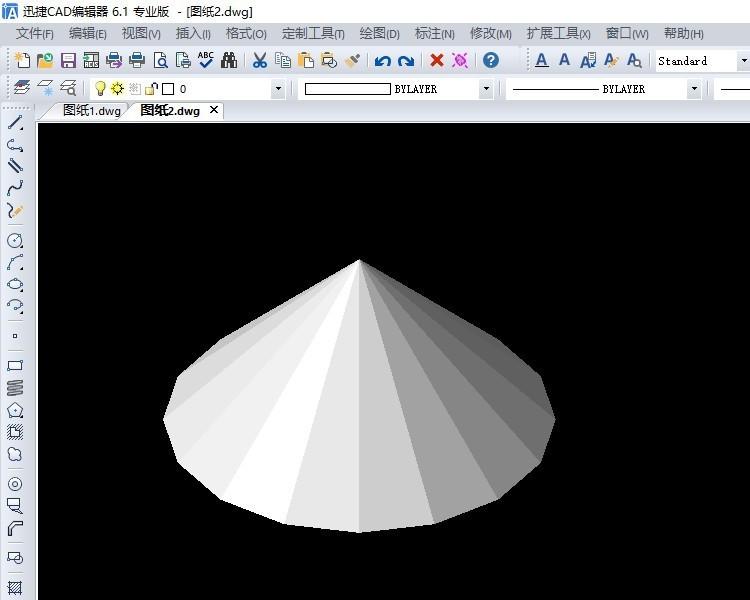 CAD绘图设计中怎么进行设置三维建模?