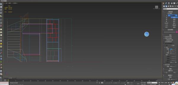 如何用3dmax建模古典公寓置物架?古典公寓置物架的建模教程