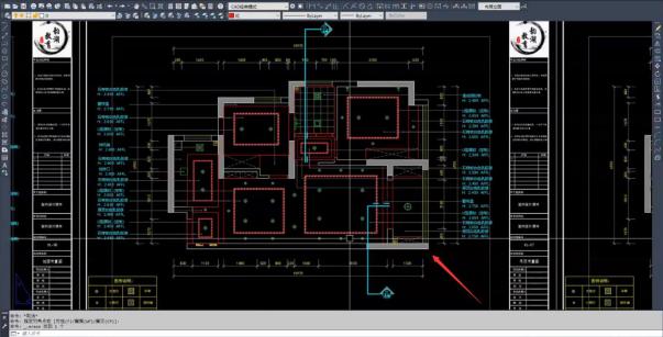 CAD的施工图有哪些构成?CAD施工图的构成内容