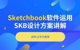 Sketchbook软件运用,SKB设计方案讲解
