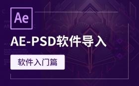 AE-PSD导入