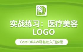 CDR实战练习:医疗美容LOGO