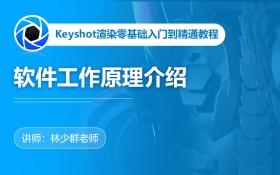 KeyShot软件工作原理介绍