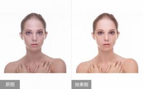 PS-人像修图统一肤色技法