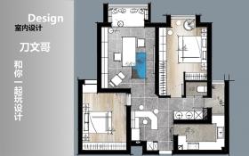 CAD-北上广深小户型设计,上海案例教程