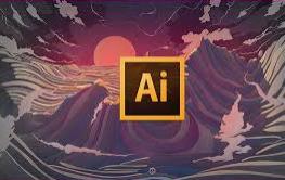 如何在Adobe Illustrator中创建复古的Chrome文本效果?-羽兔网资讯