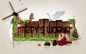 PS-个人网站主页海报设计制作