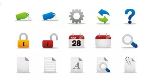 icon设计的技巧与设计要点是什么?-羽兔网资讯