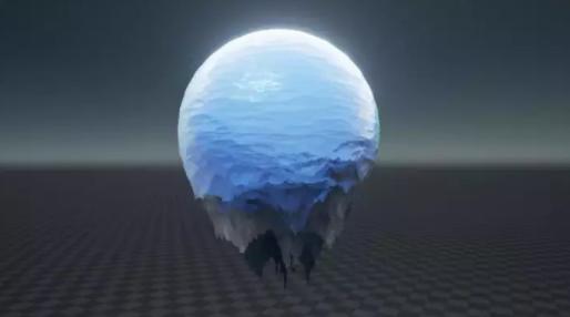 UE4中冰雪材质制作小技巧-羽兔网资讯