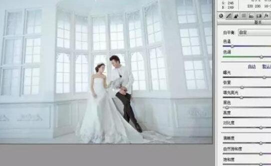 photoshop婚纱摄影后期处理教程-羽兔网资讯