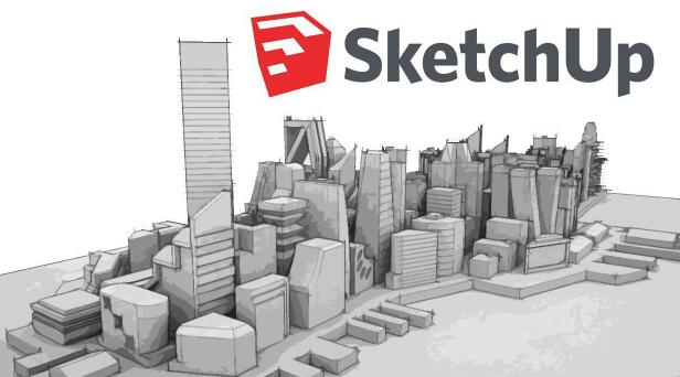 用SketchUp做3D效果图是最合适的-羽兔网资讯