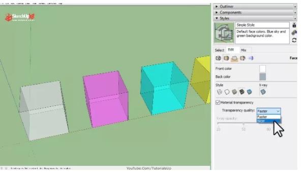 SketchUp建模小技能-羽兔网资讯
