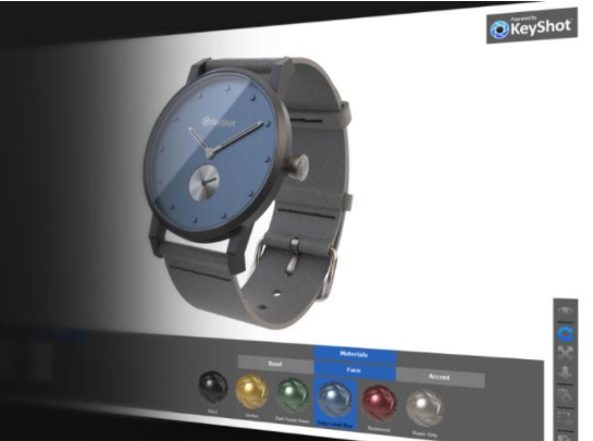 KeyShot Viewer节省渲染时间的方法-羽兔网资讯
