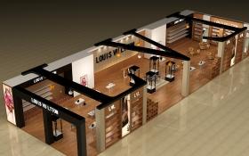 3Dmax-工装展厅建模与渲染教程