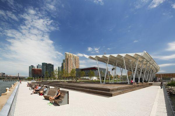 新模式城市生态——南滨海公园设计改造-羽兔网资讯