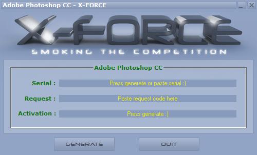 Photoshop CC注册机绿色版下载-羽兔网资讯