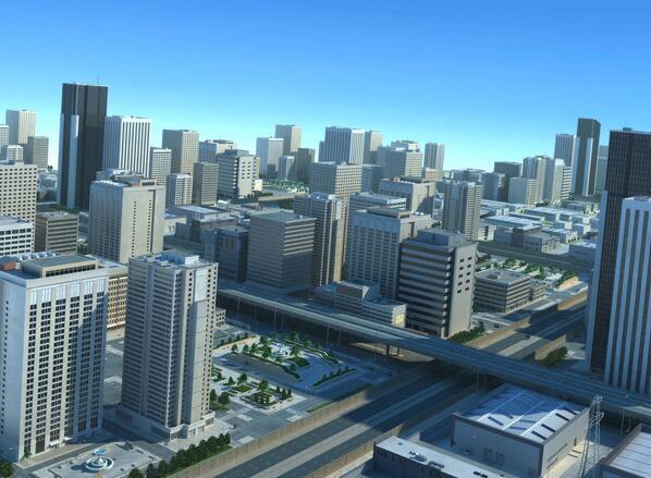 Cityscape Pro城市建模软件的使用说明-羽兔网资讯