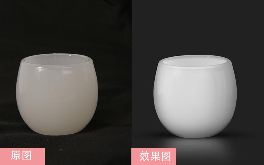 PS-翡翠茶杯精修