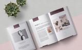 indesign排版画册-羽兔网资讯